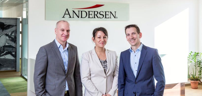 Andersen rebranding – special note from Karoly Radnai, Office Managing Director of Andersen Adótanácsadó Zrt., founder of OrienTax