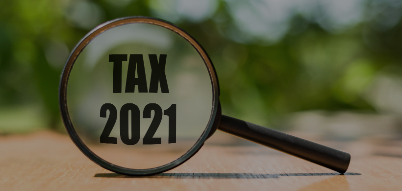 Tax law changes 2021