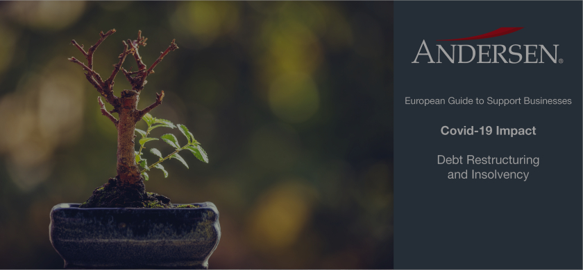 Update: European Guide to Support Business – April
